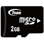 Team Group 2GB Micro SD 2GB MicroSD memory card TUSD2G03