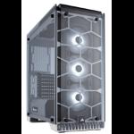 Corsair Crystal 570X Midi-Tower White computer case CC-9011110-WW