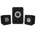 APPROX (APPSP21M) 2.1 Multimedia Mini Speakers 10W RMS Black