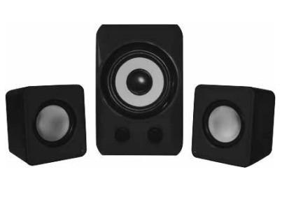 Approx appSP21M speaker set 2.1 channels 10 W Black