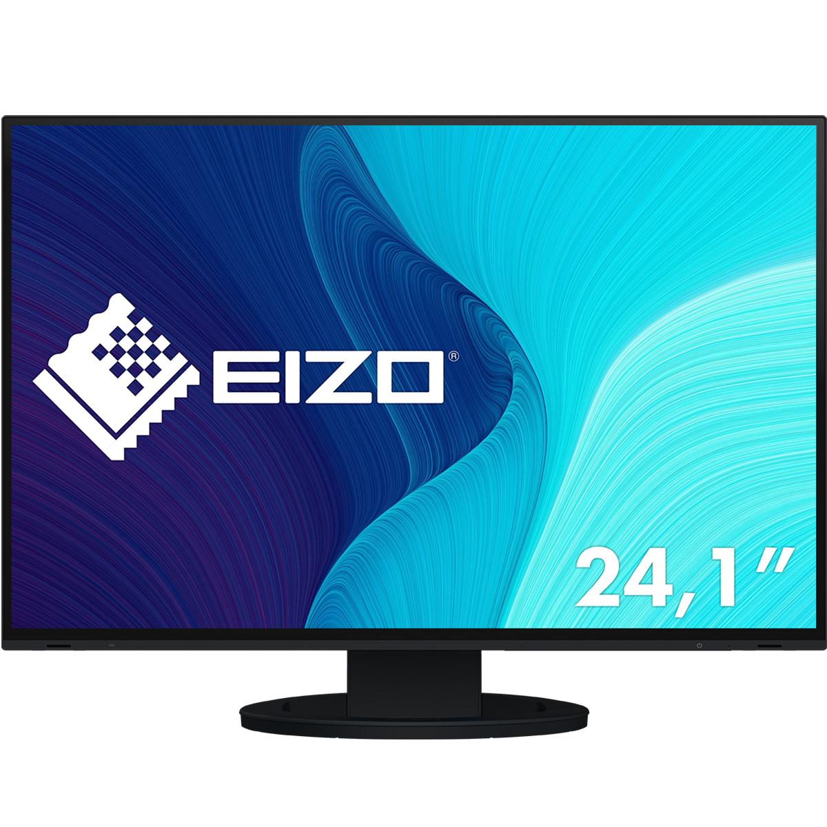 EIZO FlexScan EV2495-BK computer monitor 61.2 cm (24.1