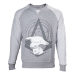 ASSASSIN'S CREED Syndicate Adult Male The Rooks Crew Neck Sweater, Extra Large, Grey (SW140801ASC-XL)