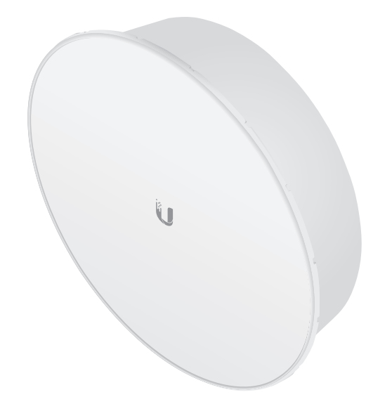 Ubiquiti Networks PowerBeam AC ISO Gen2 450 Mbit/s Network bridge White