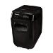 Fellowes AutoMax 200C triturador de papel Corte cruzado 23 cm Negro