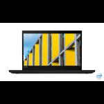 """Lenovo ThinkPad T490 Black Notebook 14"""" 1920 x 1080 pixels 8th gen Intel® Core™ i7 i7-8665U 16 GB DDR4-SDRAM 1000 GB SSD Windows 10 Pro"""