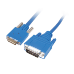 Cablenet 34-5107 serial cable Blue 3 m Smart Serial 26-PIN X.21 DB15 DTE