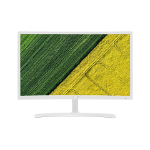 "Acer ED242QR LED display 59.9 cm (23.6"") Full HD Curved Matt White"