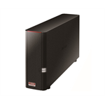 Buffalo LinkStation 510 2TB NAS Compact Ethernet LAN Black