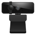 Lenovo 4XC1B34802 webcam 2 MP 1920 x 1080 pixels USB 2.0 Black