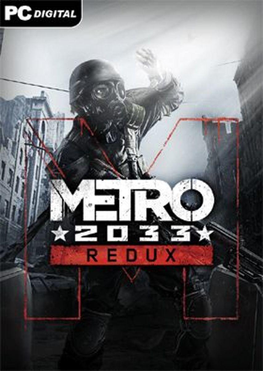 Nexway Metro 2033 Redux vídeo juego PC/Mac/Linux Remastered Español