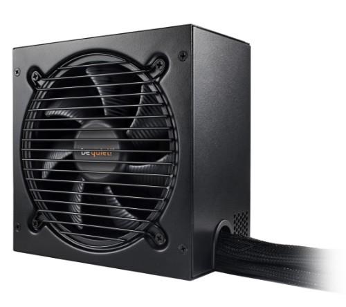 be quiet! Pure Power 11 600W power supply unit 20+4 pin ATX ATX Black
