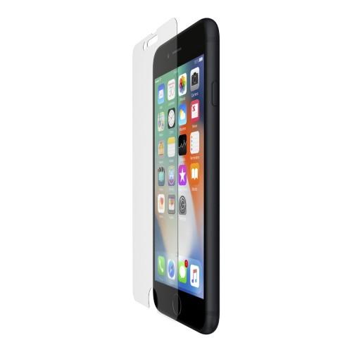 Belkin F8W883ZZ screen protector Clear screen protector iPhone 6, iPhone 6s, iPhone 7, iPhone 8 1 pc(s)