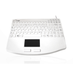 Accuratus AccuMed 540 V2 VESA USB English White keyboard