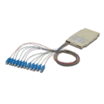 Digitus A-96522-02-UPC-4 SC Multicolour fiber optic adapter
