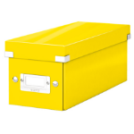 Leitz 60410016 file storage box Cardboard Yellow