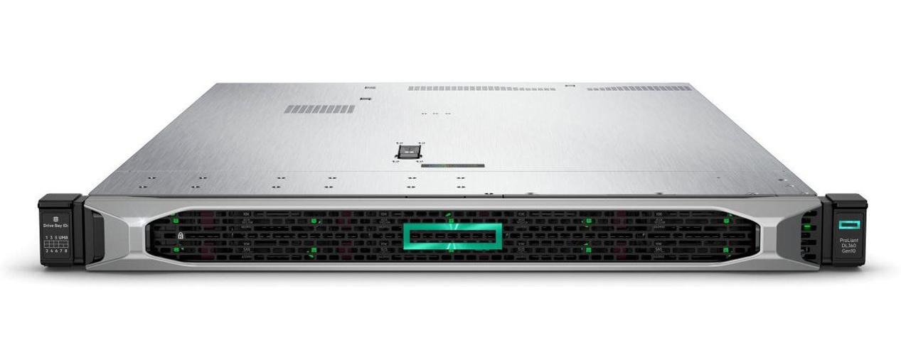 Hewlett Packard Enterprise ProLiant DL360 Gen10 server 1.70 GHz Intel® Xeon® 3104 Rack (1U) 500 W