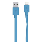 Belkin F8J148BT04-BLU mobile phone cable USB A Lightning Blue 1.22 m