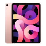 "Apple iPad Air 27.7 cm (10.9"") 256 GB Wi-Fi 6 (802.11ax) Rose Gold iOS 14"