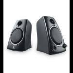 Logitech Z130 loudspeaker 5 W Black