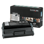 Lexmark 12S0400 Toner black, 2.5K pages