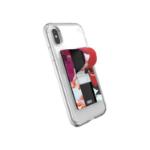 Speck Grabtab Fine Art Passive holder Mobile phone/Smartphone Black, Red