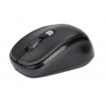 Manhattan Performance II Wireless Mouse, Black, Adjustable DPI (800, 1200 or 1600dpi), 2.4Ghz (up to 10m), USB, Optical, Four Button with Scroll Wheel, USB micro receiver, AA battery (included), Low friction base, Three Year Warranty, Retail Box