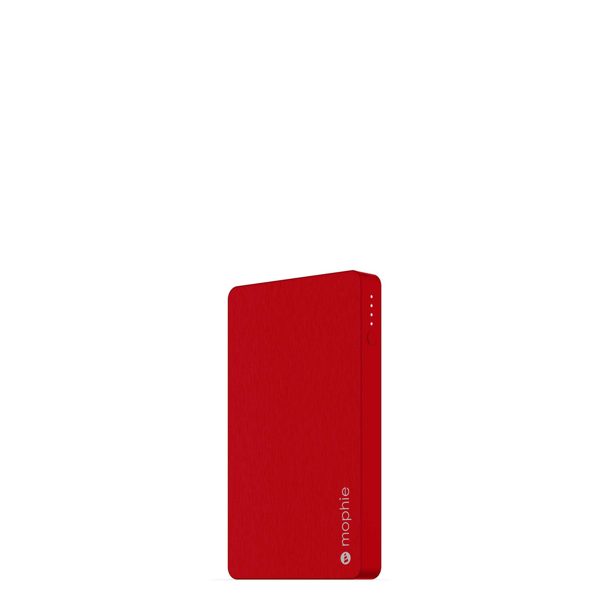 mophie Powerstation batería externa Rojo 5050 mAh