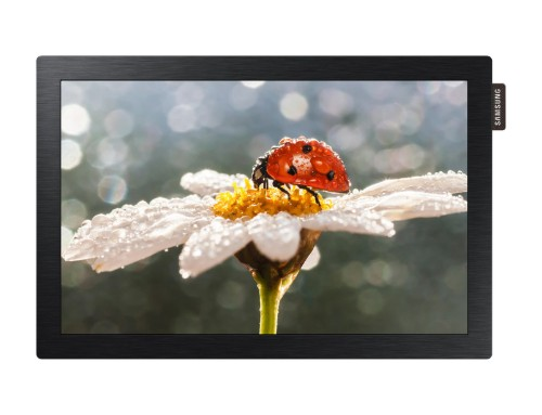 "Samsung LH10DBEPPBB signage display 25.6 cm (10.1"") Digital signage flat panel Black"