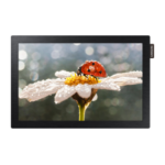 "Samsung LH10DBEPPBB signage display 25.6 cm (10.1"") WXGA Digital signage flat panel Black"