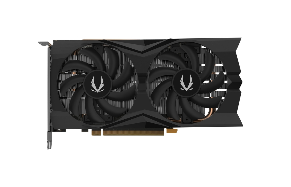 Zotac ZT-T16600K-10M graphics card NVIDIA GeForce GTX 1660 6 GB GDDR5
