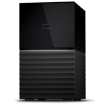 Western Digital My Book Duo 6000GB Black external hard drive