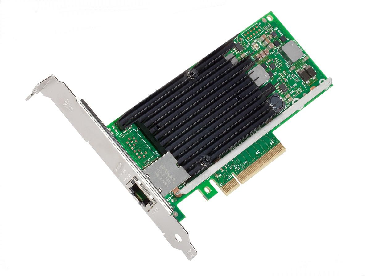 Intel X540T1 networking card Ethernet 10000 Mbit/s Internal