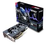 Sapphire NITRO+ Radeon RX 580 4GD5 Radeon RX 580 4GB GDDR5