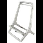 Leitz 65110084 Indoor Passive holder Silver holder