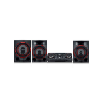 LG CL88 XBOOM Home Audio System Home audio mini system Black 700 W