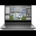 "HP ZBook Fury 15 G7 Mobile workstation 39.6 cm (15.6"") Full HD 10th gen Intel® Core™ i7 16 GB DDR4-SDRAM 256 GB SSD NVIDIA Quadro T1000 Wi-Fi 6 (802.11ax) Windows 10 Pro Silver"