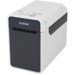 Brother TD-2120N label printer Direct thermal 203 x 203 DPI Wired & Wireless
