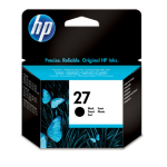 HP 27 Original Zwart 1 stuk(s)