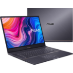 "ASUS ProArt StudioBook Pro 17 W700G2T-AV070R DDR4-SDRAM Notebook 43.2 cm (17"") 1920 x 1200 pixels 9th gen Intel® Core™ i7 16 GB 512 GB SSD NVIDIA Quadro T2000 Wi-Fi 6 (802.11ax) Windows 10 Pro Grey"