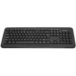 Targus AKB214TT RF Wireless QWERTY Black keyboard