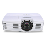 Acer Education S1286H data projector 3500 ANSI lumens DLP XGA (1024x768) 3D Ceiling-mounted projector White MR.JQF11.002