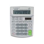 Q-CONNECT KF01605 calculator Pocket Basic Grey