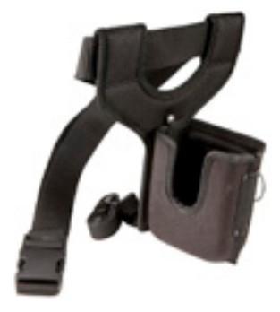 Intermec 815-088-001 funda para dispositivo periférico Ordenador de mano Negro