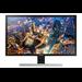 "Samsung U24E590D 23.6"" Black, Silver 4K Ultra HD"