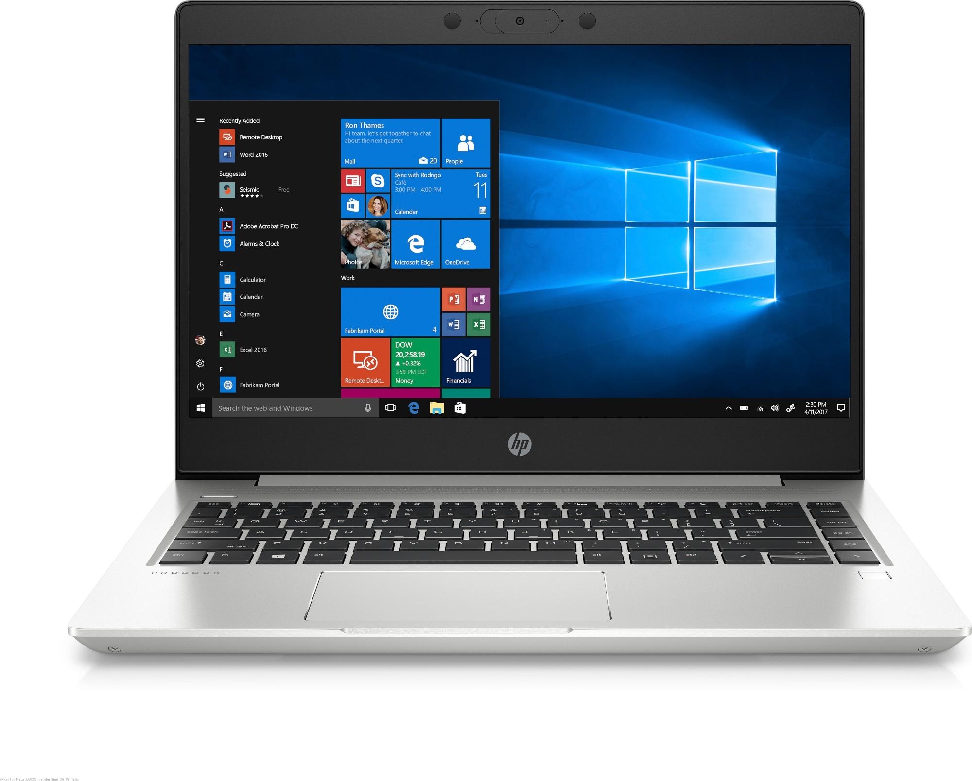 HP ProBook 440 G7 Notebook Silver 35.6 cm (14