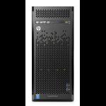Hewlett Packard Enterprise ProLiant ML110 Gen9 E5-2620v3 8GB-R B140i 4LFF 1x1TB 350W PS Server/TV
