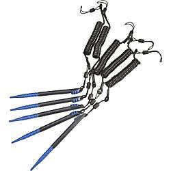 Intermec Kit 5-pack lápiz digital Negro, Azul
