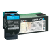 Lexmark C54x, X54x Cyan Return Programme Toner Cartridge (1K) Original Cian