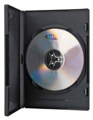 Ednet 10 DVD Single Box, 14mm 1discs Black