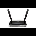 D-Link DWR-921/E 4G / 3G LTE Sim Slot Unlocked Wireless Mobile Broadband Router Hotspot with 4 Port Ethernet EU Plug